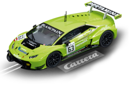 LAMBORGHINI HURACAN GT3 1/32 NO63 CARRERA EVOLUTION