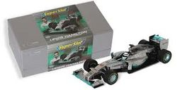 MERCEDES F1 LEWIS HAMILTON 2014 1/32 SUPERSLOT