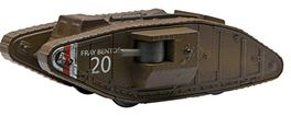 MARK IV MALE TANK WWI CENTENARY COLLECTION CORGI