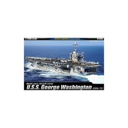 USS GEORGE WASHINGTON CVN-73  1/720 ACADEMY