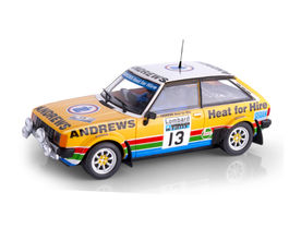 "TALBOT SUNBEAM ""HEAT FOR HIRE"" 1/32 SCALEXTRIC"