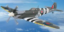 SPITFIRE MK IX GOLD EDITION TOP FLITE