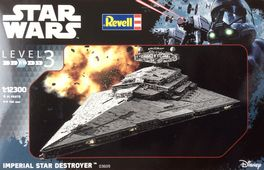 DESTRUCTOR IMPERIAL 1/12300 STAR WARS REVELL