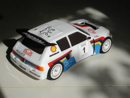CARROCERIA PEUGEOT 205 RALLY 1/10 200MM SIN PINTAR