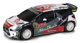 CITROËN DS3 WRC RALLY PORTUGAL 1/43 SCALEXTRIC