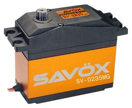 SERVO 35KG/0.15S DIGITAL 0235MG 1/5 SAVOX