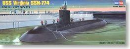 USS VIRGINIA SSN-744 1/350 HOBBYBOSS