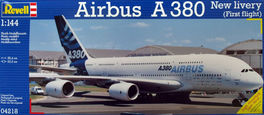 AIRBUS A380 NEW LIVERY 1/144 REVELL