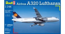 AIRBUS A320 LUFTHANSA 1/144 REVELL