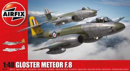 GLOSTER METEOR F.8 1/48 AIRFIX