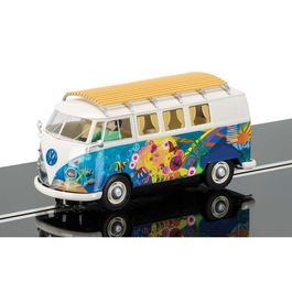 "VW CAMPERVAN T1 1/32 ""HIPPY"" SUPERSLOT"