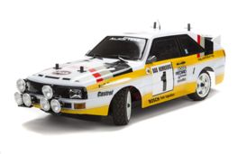 AUDI QUATTRO SPORT RALLY RTR 1/10 RALLY LEGENDS
