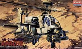 AH-64A MSIP 1/48 HELICOPTERO ACADEMY