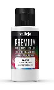 PREMIUM BARNIZ SATINADO 200ml VALLEJO
