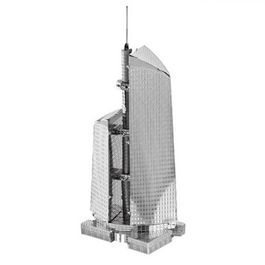 FEDERATION SKYSCRAPER 1/3953, KIT 3D METAL.