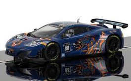 McLaren 12C GT3 Von Ryan Racing 1/32 SCALEXTRIC