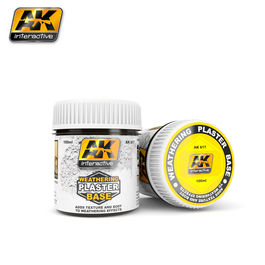 WEATHERING PLASTER BASE 100ML AK INTERACTIVE