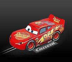 RAYO MCQUEEN CARS 3 1/32 CARRERA EVOLUTION