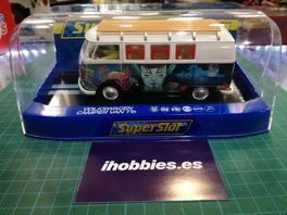 VOLKSWAGEN CAMPERVAN  1/32 T1 SUPERSLOT