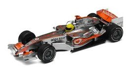 "MCLAREN MERCEDES MP4-26 VODAFONE  ""BUTTON"" 1/32 SCALEXTRIC"
