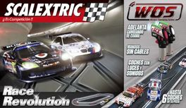 CIRCUITO WOS RACE REVOLUTION 1/32 SCALEXTRIC
