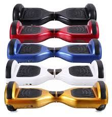 PATIN AZUL ELECTRICO CON BLUETOOTH