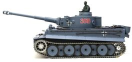 TANQUE TIGER I PRO METAL 2.4Ghz HENG LONG