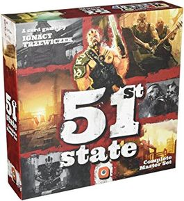51st STATE SET COMPLETO EDGE