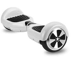 PATIN BLANCO BALANCE SCOOTER 6,5 ""