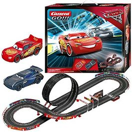 CARS 3 CIRCUITO SLOT CARRERA GO!!! 1/43