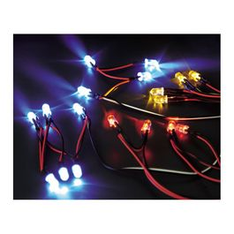 KIT LUCES 8 LEDS COCHE 1/10 KILLERBODY