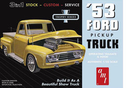FORD PICKUP  1953 1/25 AMT