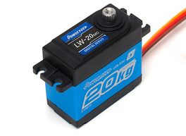 LW-20MG WATERPROOF 20kg/0.16s/60g STANDARD DIGITAL SERVO POWER HD