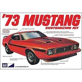 FORD MUSTANG 1973 ED. ESPECIAL 1/25 MPC