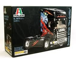 SCANIA R730 THE GRIFFIN 1/24 ITALERI