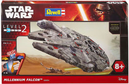 HALCON MILENARIO 1/72 EASY KIT STAR WARS REVELL