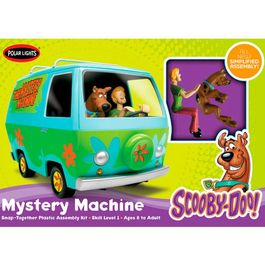 FURGONETA SCOOBY-DOO! 1/25 POLAR LIGHTS