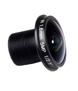 LENTE GRAN ANGULAR 1.8mm MP IR M8 FOXEER