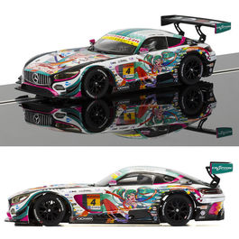 MERCEDES AMG GT3 1/32 SUPERSLOT