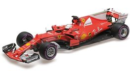 FERRARI SF70H S. VETTEL Nº5 1/32 CARRERA EVOLUTION