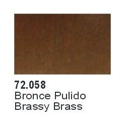 BRONCE PULIDO 17ML GAMECOLOR VALLEJO
