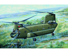 "CH-47A ""CHINOOK"" 1/72 TRUMPETER"
