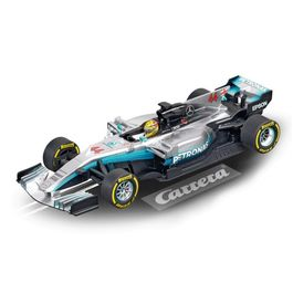 MERCEDES F1 W08 EQ POWER HAMILTON Nº44 CARRERA
