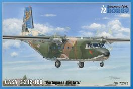 CASA C-212-100 TAIL ART PORTUGAL 1/72 SPECIAL HOBBY