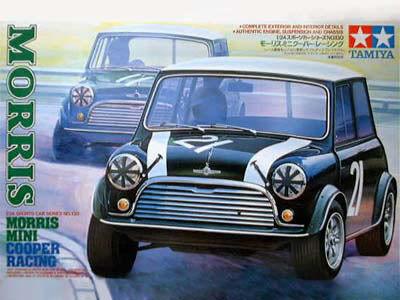 124 Cooper Mini Tamiya Morris Racing w8PknOX0