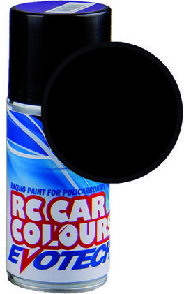 SPRAY NEGRO CARROCERIAS EVOTECH