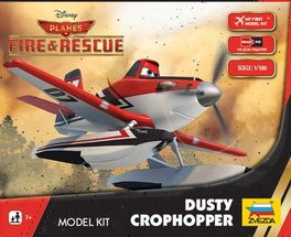 DUSTY CROPHOPPER PLANES FIRE & RESCUE ZVEZDA