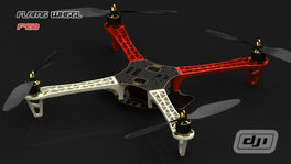 QUADCOPTER DJI F450 KIT ARF