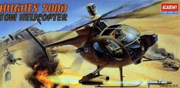 HELICOPTERO HUGHES 500D TOW DEFENDER 1/48 ACADEMY