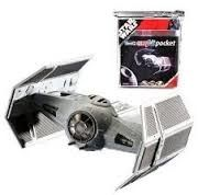TIE AVANZADO DARTH VADER STAR WARS EASY KIT POCKET REVELL